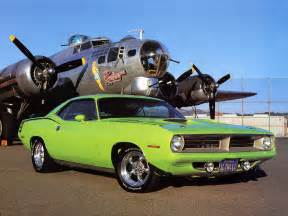 Cars in the world plymouth hemi cuda 1970 the legendary muscle cars