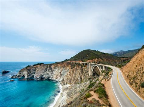 Pch In California - riding roadtrip california pacific coast highway columnm