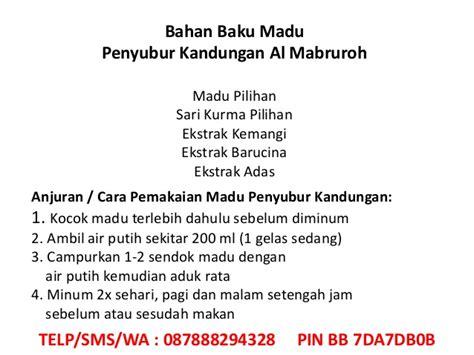 Madu Penyubur Kandungan Jakarta 100 Asli 087888294328 xl jual madu penyubur kandungan asli