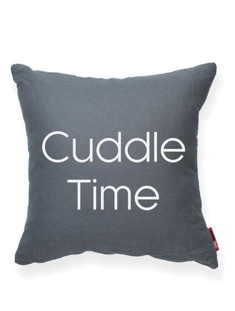 cuddle pillow quot cuddle time quot decorative throw pillow posh365inc