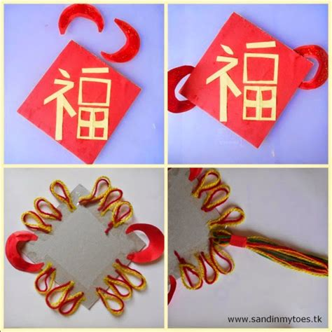 new year lucky tree craft crafts for the new year s s