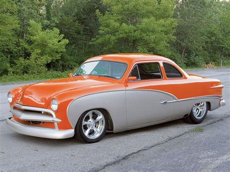 49 Ford Coupe by 1949 Ford Coupe Custom Rodder Magazine