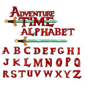 at font alphabet by ask angelo on deviantart