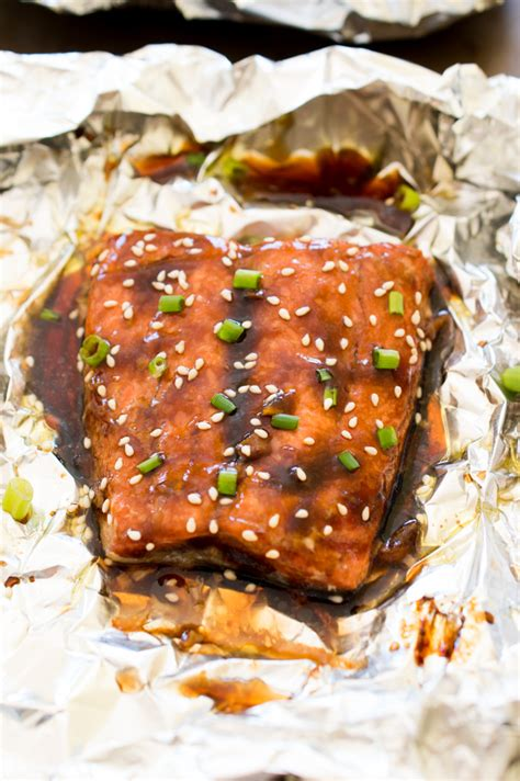 salmon in oven baked teriyaki salmon oven