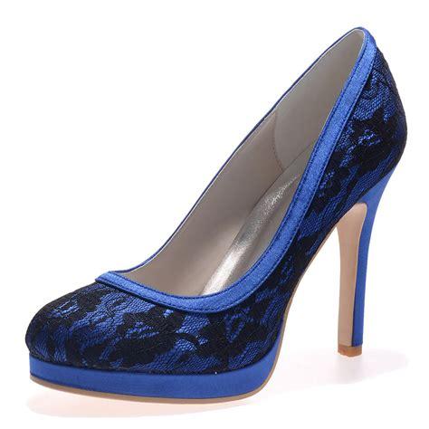 blue and black high heels blue and black heels qu heel