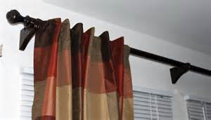 Curtains And Curtain Rods Diy 75 Curtain Rod For Less Than 15 Tutorial