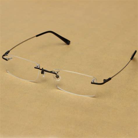 eyeglasses bendable titanium frame www tapdance org