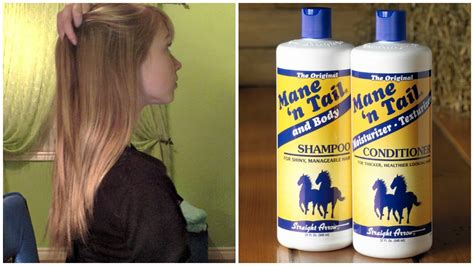 Shoo Kuda Mane N Before After before and after mane n for hair growth reviews