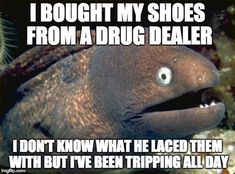 Bad Pun Meme - bad joke eel imgflip