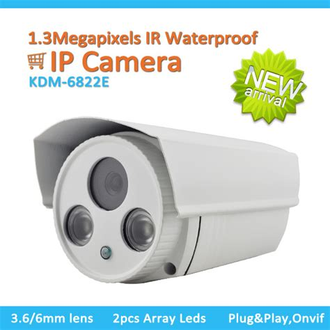 low cost h264 1 3mp outdoor ip and play