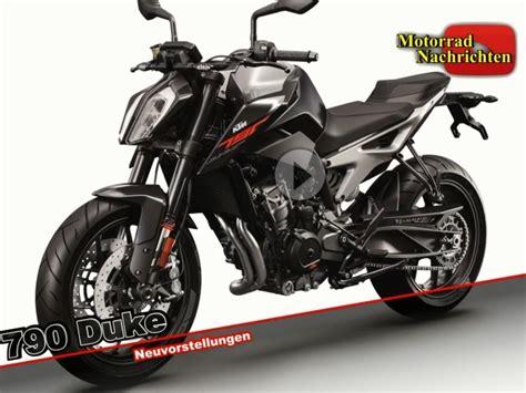 Motorrad Unfall Ktm by Das Skalpel Ktm 790 Duke 2018 Alle Infos By Motorrad