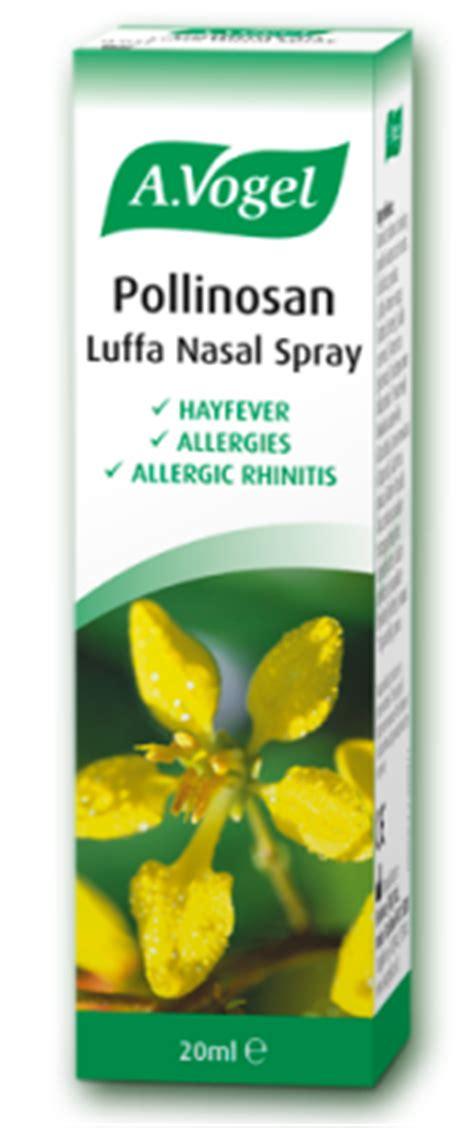 Allergy Detox Cleanse by Pollinosan Luffa Nasal Spray For Hayfever Allergies