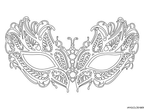 coloring pages for adults masks coloriage masque v 233 nitien lafayette grande image mixed