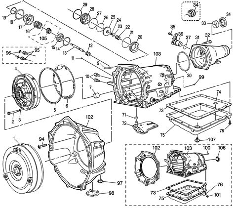 chevy 1500 transmission wiring diagram get free image