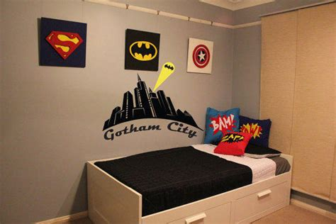 boys batman bedroom batman gotham city wall decal boys from otrengraving on