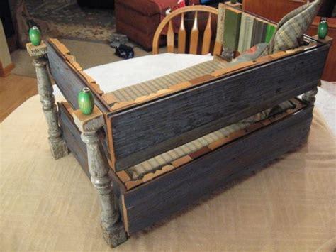 Pet Bed Frame Bed Frame Diy Simple Diy Bed Frame And Posts