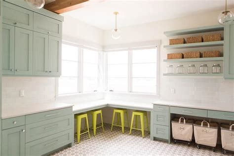 laundry room corner cabinet gray green shaker laundry room cabinets transitional