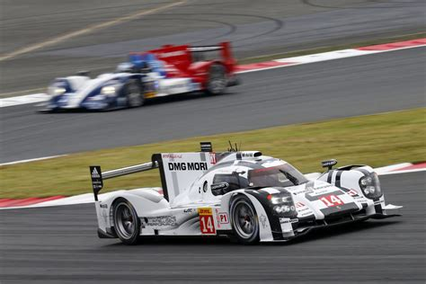 porsche ag photos from free practice 3 on the