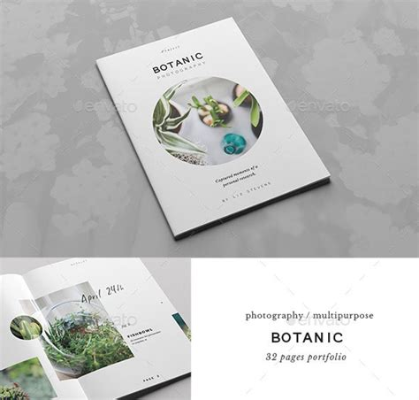 booklet design template 37 creative portfolio brochure design templates print