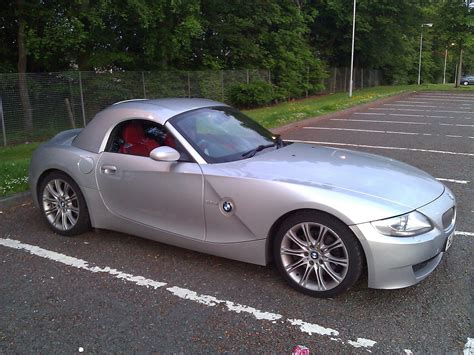 bmw z4 hardtop bmw z4 2003 2009 silver hardtop for sale 800 forum bmw