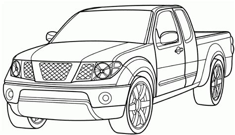 printable coloring pages vehicles coloring pages cars and trucks az coloring pages