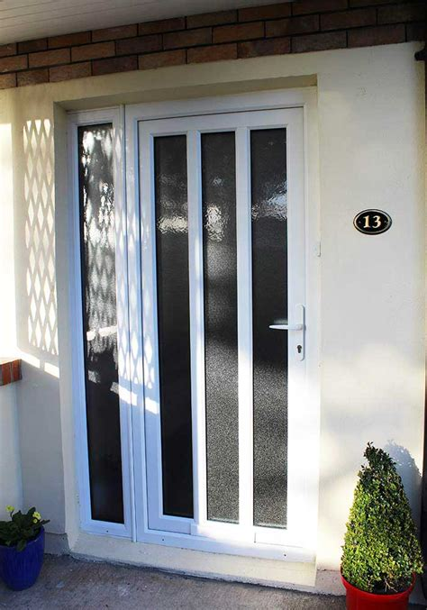 Front Doors Pvc Upvc Front Doors Free Upgrade To Decorative Glass Costello Windows