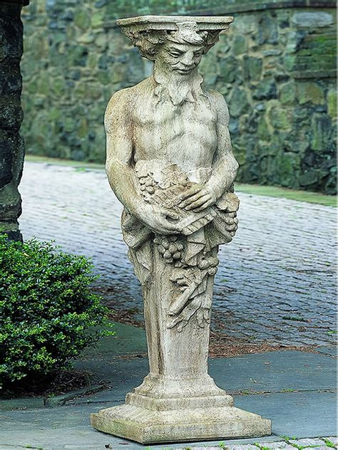 Garden Statues by Garden Statues House Home