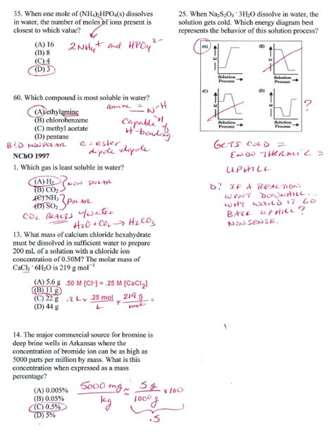 collections of molar mass worksheet answers with work
