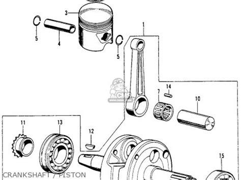 1967 honda s90 wiring diagram honda s90 wiring