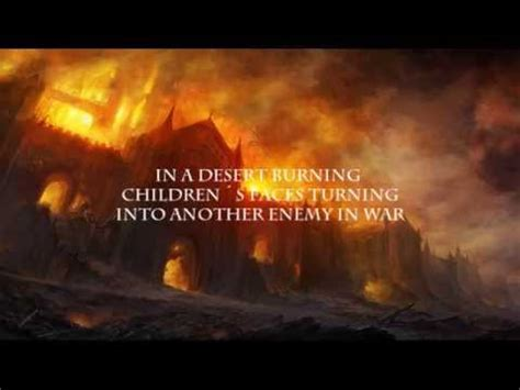 lyrics xandria xandria nightfall lyrics