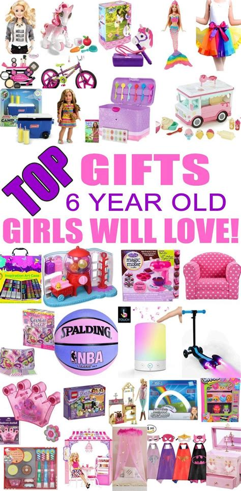 christmas ideas6 year olds top gifts 6 year will