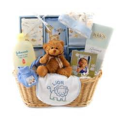 baby baskets s by design new arrival baby gift basket blue gift baskets by occasion at hayneedle
