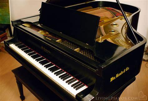 knabe model knabe grand piano 88388