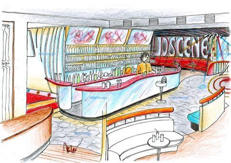 light nightclub floor plan disco nightclub and bar concept design by milo