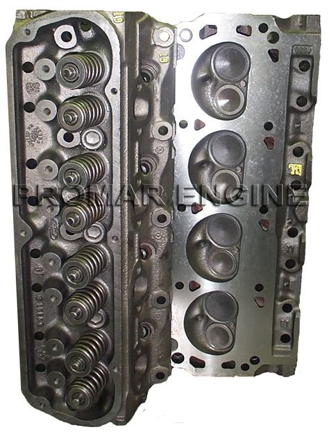 Ford 302 Heads by Remanufactured Ford 302 5 0 Cobra Gt40 Cylinder Heads