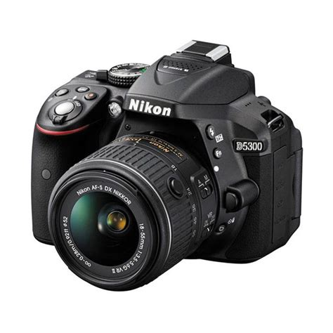 Kamera Nikon D5300 Di Indonesia jual deals nikon d5300 kit 18 55mm vr ii kamera dslr