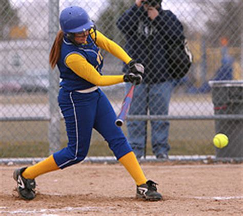 best softball swing technique softball hitting fundamentals making adjustments