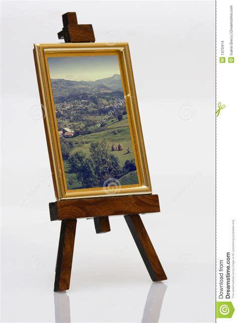 painting  easel stock images image