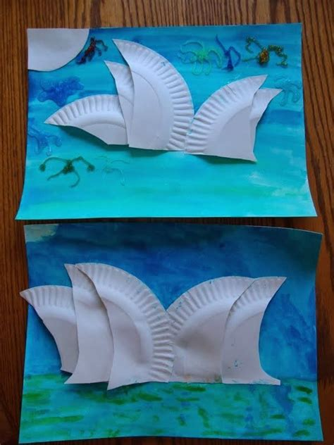 Craft Paper Australia - finding balance australia crafts geography and homeschool