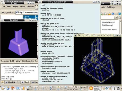 3d design engineering adalah software 8 aplikasi cad yang berjalan baik di linux