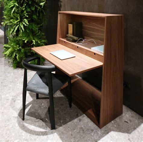 designboom desk ink desk by jasper morrison for molteni