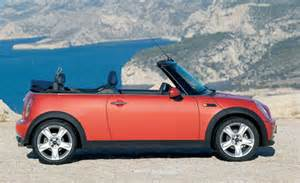 Mini Cooper Used Convertible Car And Driver