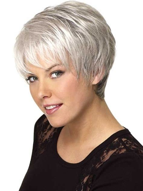 short haircuts for fine grey hair 19 silver short hair ideas the best short hairstyles for