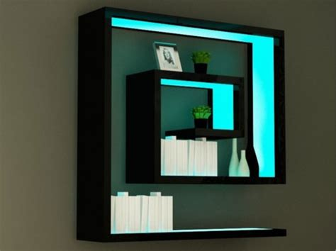 Cool Wall Shelf furniture contemporary display and wall shelves