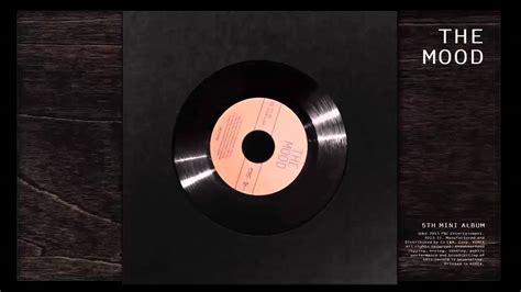 Ftisland The Mood ftisland the mood album 5th mini album
