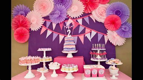 birthday decorations diy