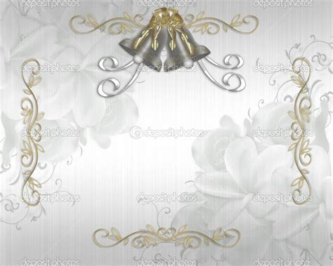 Wedding Bells Border Templates by 7 Best Images Of Wedding Bells Border Templates Silver