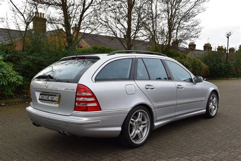 mercedes c55 amg for sale uk used 2007 mercedes amg c55 amg for sale in