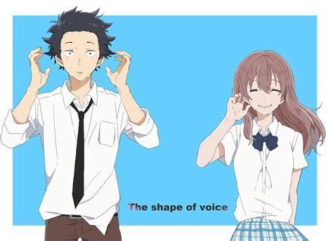 the shape of voice 动漫壁纸 声之形 美图赏析 搜狐动漫 搜狐网