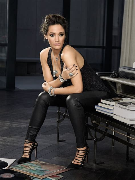 Frankie Bridge sizzles in new Thomas Sabo jewellery campaign shots   Daily Mail Online